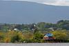 Hudson and Catskills from Tivoli #5