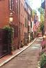 Alley Near Chalres Street