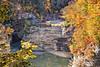 Letchworh State Park - View Towards Bridge