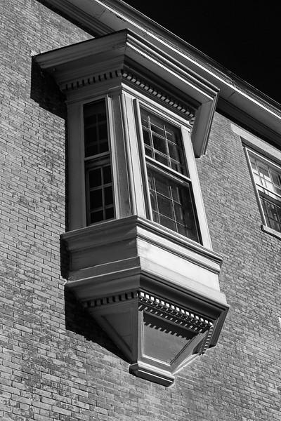 Providence - Bay Window of Ward House