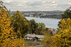 Walkway Over the Hudson - View of House and River