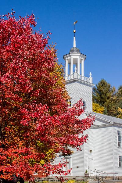 First Congregational Church - Blandford, MA