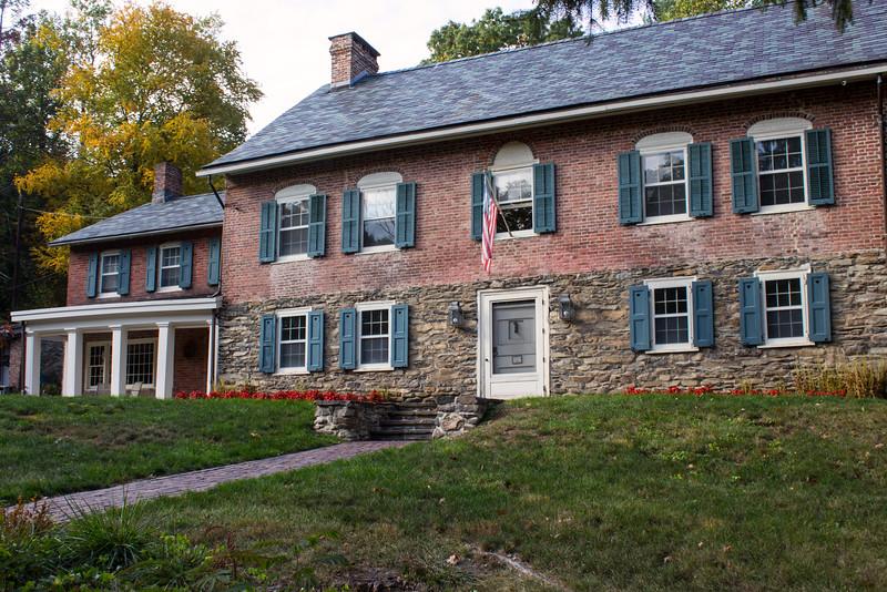 Marlboro, NY - Gomez Mill House 1