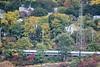 Train Approaching Poughkeepsie Station