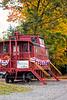 Rail Trail Caboose