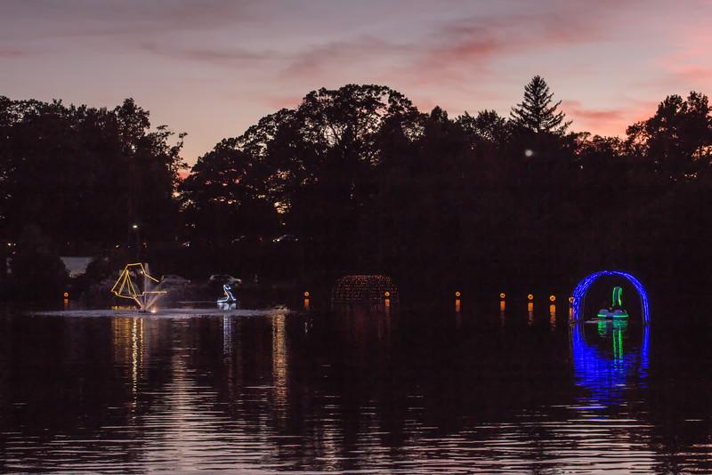 Providence - Pond Decor