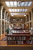 Providence - Interior of Athenaeum