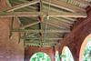 Wilson Castle - Porch Beams