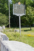 First Marble Quarry Marker