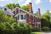 Mansion in Woodstock