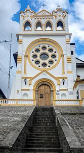 Monisterio San Juan, Quito Ecuador