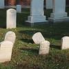 Edenton Baptist -- children's graves