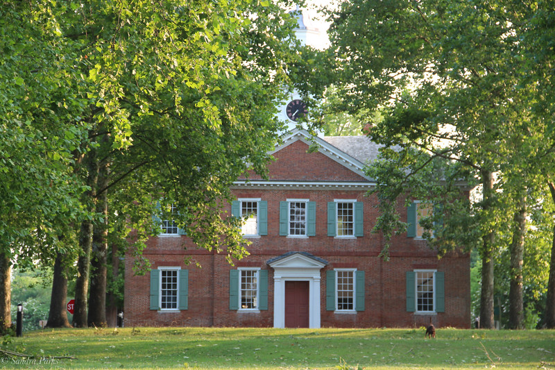 Courthouse -- 1780s