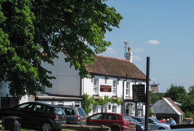 The Beauchamp Arms in Dymock - Great Food!
