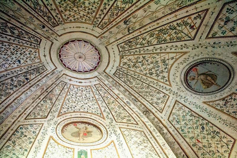 Pitti Palace - Decorative Dome