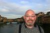 John and Ponte Vecchio