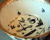 Bobboli Gardens Porcelain Pavilion - Creepy Crawly Bowl