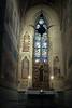 Santa Croce - Chapel with Bardi Frescoes