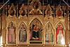 Santa Croce - Panels with Madonna