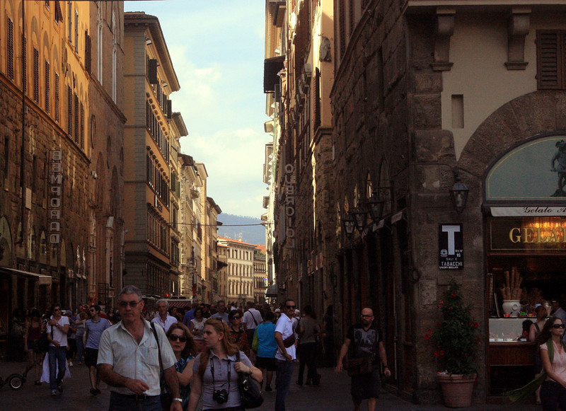 Early Evening in Florence