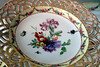 Bobboli Gardens Porcelain Pavilion - Plate with Bugs