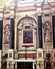 Siena - Altar in San Domenico