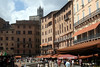 Siena - Piazza del Campo View