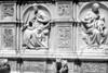 Siena - Detail of Fonte Gaia