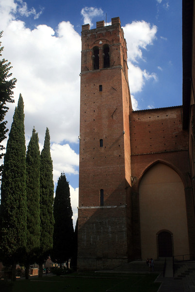 Siena - Tower of San Domenico