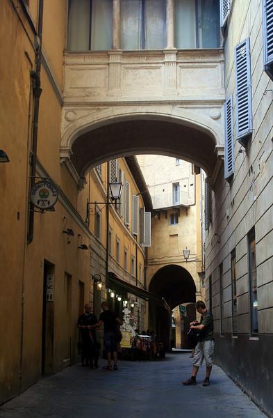 Siena - Interconnected Buildings
