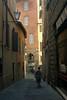 Siena - Street with Woman
