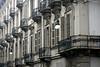 Torino - Balconies and Shutters