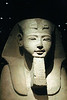 Torino Egyptian Museum - Face Detail