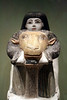 Torino Egyptian Museum - Woman with Ram