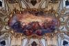 Basilica La Consolata - Ceiling
