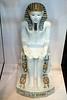 Torino Egyptian Museum - Processional Statue of Amenhotep I