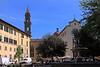 Piazza Santo Spirito and Church