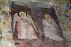 Santa Maria Novella - Fresco Detail from Strozzi di Mantova Chapel 2