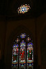 San Lorenzo - Stained Glass with Rose Window