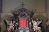 San Lorenzo - Top of Altarpiece