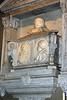 Tomb of Alexander VI (Rodrigo Borgia, Lucrezia's father) and Callixtus III (Alfons de Borja)