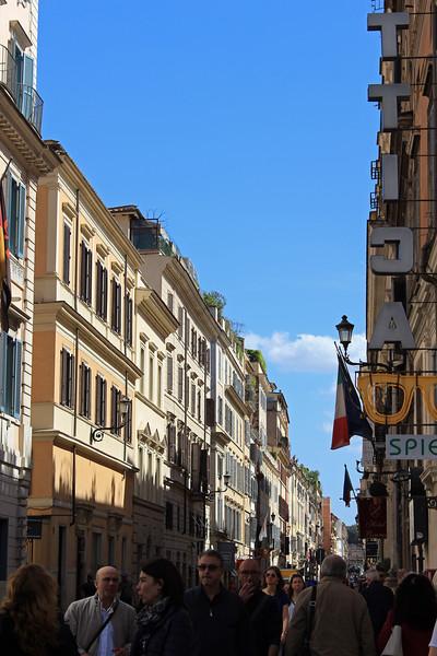 Roman Street Scene 7