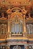 St  John Lateran - Organ