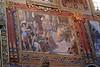 St  John Lateran - Fresco of Ecclesiastical Event