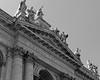 St  John Lateran - Top of Facade