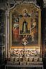 Santa Maria sopra Minerva - Altar with Painting