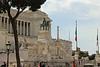 Vittorio Emmanuele Monument - Side View