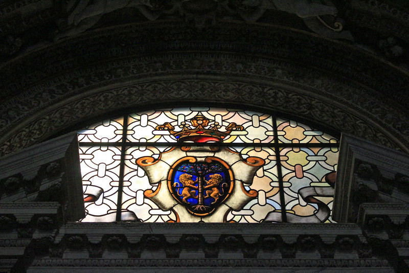 Santa Maria del Popolo - Stained Glass