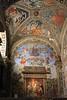 Santa Maria Sopra Minerva - Carafa Chapel with Frescoes by Filippino Lippi