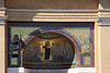 Santa Scala - Exterior Mosaic